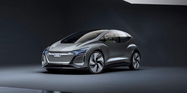 Muestra Audi tendencias tecnológicas en Shanghái