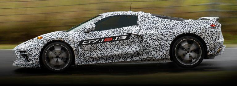 Subastarán última unidad de la séptima generación del Corvette