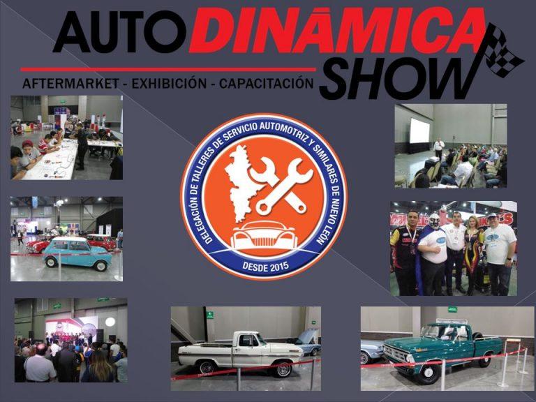 Será el 15 y 16 de noviembre Auto Dinámica Show