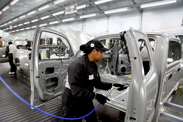 Arranca operaciones planta Toyota en Guanajuato